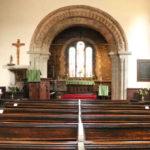 Interior St Thomas Overmonnow