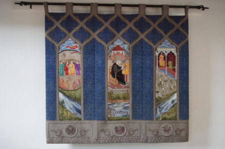 Monmouth Priory Tapestry