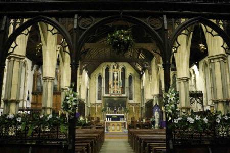 St Marys nave