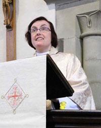 Revd Catherine Haynes