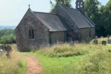 St Michaels Llanfihangel tor y mynydd